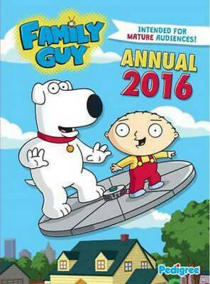 Family Guy Annual 2016 (Hardback)
