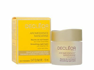 Decleor Aromesence Mandarine Smoothing Night Balm 15ml