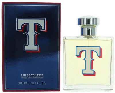 Texas Rangers men Cologne 3.3 / 3.4 oz EDT NEW in Box