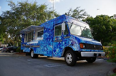 Food truck for sale completely remodeled!!