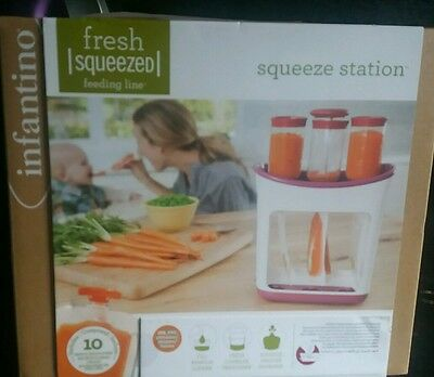 infantino squeeze fresh station