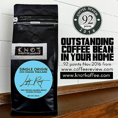 KNOT Koffee - Light Roast 250G.