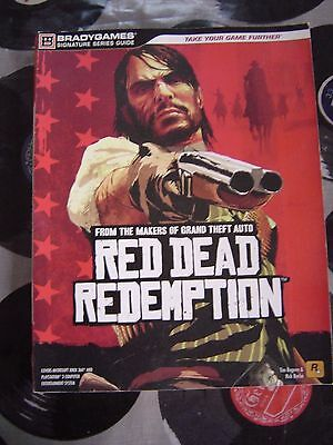 Brady Game Guide - Red Dead Redemption