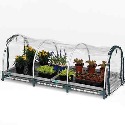 Propagation Station with Digital Thermostat Heated | 2 Sizes | Bio Green