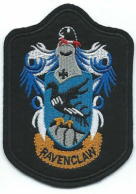 House Ravenclaw Embroidered Patch Iron-on Art Good Luck Magic Harry Potter