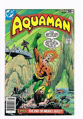 Aquaman # 60 Scavenger, Ravager, Plunderer, Thief ! grade 9.0 scarce book !!