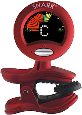 Snark Sn-2 / Sn-5X Clip-On Electric/acoustic/bass/violin/all Instrument Tuner