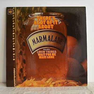 THE MARMALADE There's A Lot Of It About UK CBS LP '68 BEAT/MOD/FUNK Mess Around