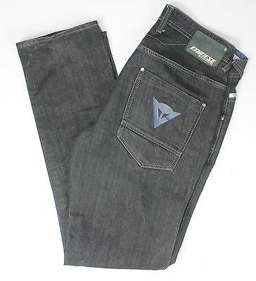 Dainese D6 Kevlar Motorcycle Jeans SIze 36 Pre-Owned