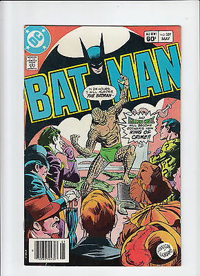 Batman #359 Killer Croc/Joker cover VF/NM