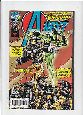 A-Next #7 1st appearance Hope Pym new Wasp NM
