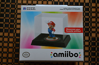 Hori amiibo Display Case Officially Licensed by Nintendo