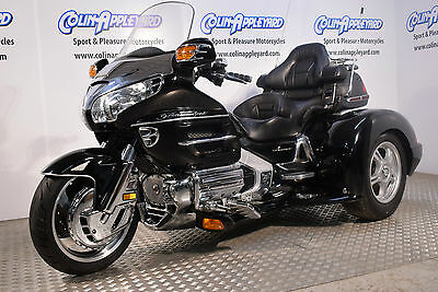 Honda Goldwing Gl1800 Champion Trike