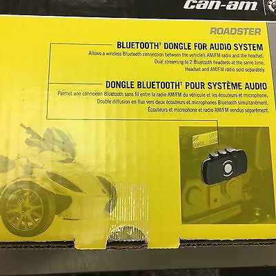 Can Am Bluetooth Dongle For Audio System 219400458
