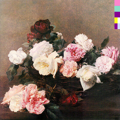 New Order Power Corruption & Lies New Sealed 180G Vinyl Lp & Mp3 In Stock