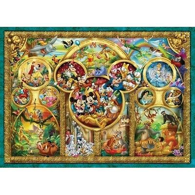 Disney Best Themes 1000 Piece Jigsaw Puzzle Game Brand New Gift