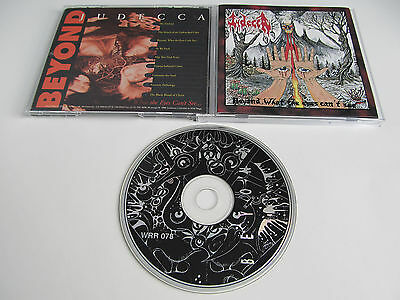JUDECCA Beyond What the Eyes Can't See CD 1996 MEGA RARE DEATH ORIG 1st PRESS!!!