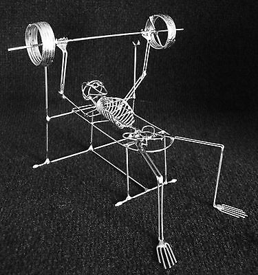 Totally Unique & Unusual Handcrafted Gifts For All Keep Fit Enthusiasts!