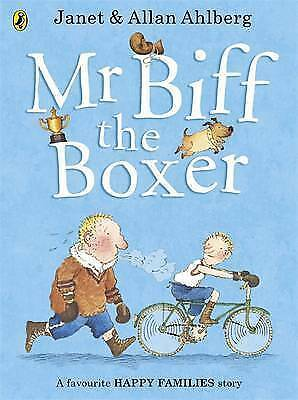 Mr Biff the Boxer by Allan Ahlberg, Book, New (Paperback, 2013)