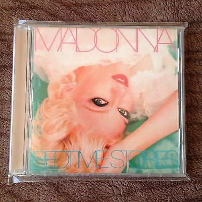 Madonna Bedtime Stories 1994 CD Album Russian Edition New Secret Take A Bow