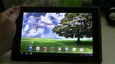 ASUS Eee Pad Transformer TF101 - Tablette - Android 3.x (Honeycomb) - 32 Go - 10