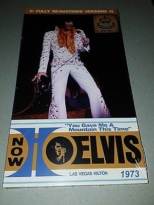 Elvis Presley YOU GAVE ME A MOUNTAIN THIS TIME - rare 4 CD box SEALED
