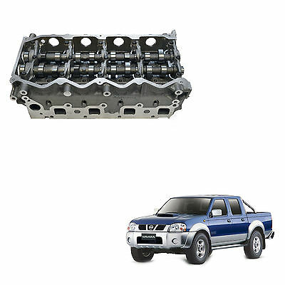 Re-conditioned Complete Cylinder Head For Nissan Navara D22 YD25 2.5L DDTi 00-05