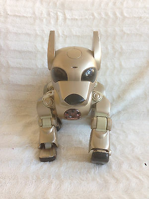 I-Cybie Hasbro Tiger Silverlit Gold Intelligent Robotic Robot Dog No Accessories