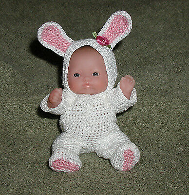 """Bunny Girl Itty Bitty Baby - 5"""" Lots to Love Babies"""