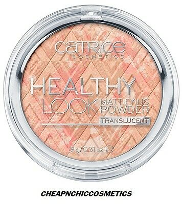 Catrice - Poudre matifiante - Healthy Look Mattifying Powder  - 010