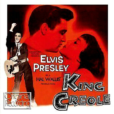 Elvis Presley ~ King Creole BRAND NEW AND SEALED CD ALBUM ~ ORIGINAL RECORDINGS