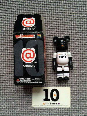 bearbrick be@rbrick series 10 secret rare 100% secret gallery 0.52% HPY medicom