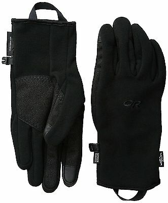 Outdoor Research Gripper Sensor Gloves, Black, Small