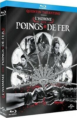 Blu Ray  //  L'HOMME AUX POINGS DE FER  // Quentin Tarantino  /  NEUF cellophané
