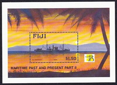 Fiji Maritime Heritage Inter-island Freighter MS SG#MS1048 SC#847