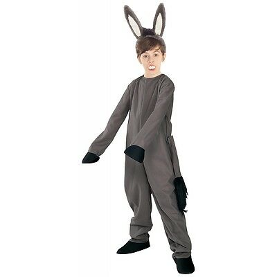 Donkey Costume Shrek Halloween Fancy Dress