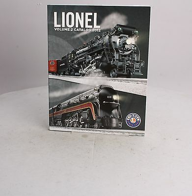 Lionel 2012 Fall Volume 2 Catalog