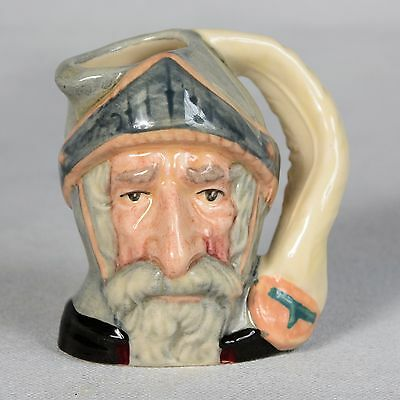 Royal Doulton Small Toby Jug - Don Quixote (1956) D6511