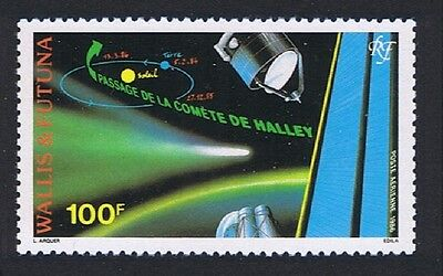 Wallis and Futuna Appearance of Halley's Comet 1v SG#479 SC#C146