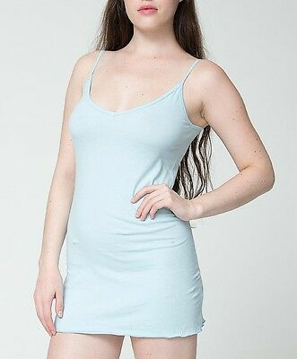 American Apparel Chemise Light Blue
