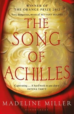 The song of Achilles by Madeline Miller (Paperback)