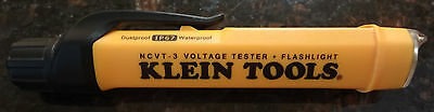 Klein Tools Non-Contact Voltage Tester with Flashlight  NCVT-3