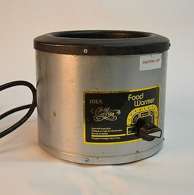 Vollrath Idea Gold Series SS-4 Food Cheese Warmer Only