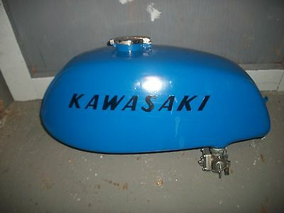Kawasaki S1 250 Gas Tank  Decals ** $8.99Ca 30 Day Sale ** S2 S3 Kh H1 H2