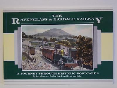 The Ravenglass & Eskdale Railway - A Journey Through Historic Postcards