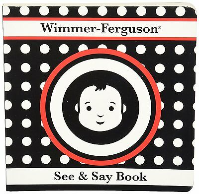 Manhattan Toy Wimmer Ferguson See and Say Book by Manhattan Toy