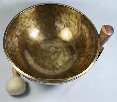 27 Cm Classical Antique Style Meditation 7 Metal Himalayan handmade Singing Bowl