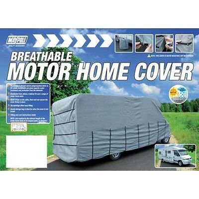 Maypole Breathable Motor Home Grey Cover 5.7M  MP9421
