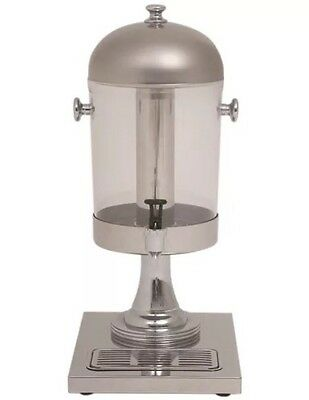 New 6.5 Litre Juice Dispenser with Ice Chamber - Ideal for Buffets!