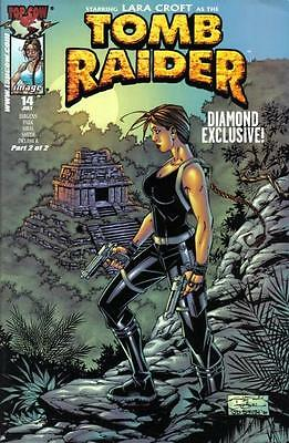 Tomb Raider 14 Exclusive San Diego Variant Andy Park Lara Crost The Series NM